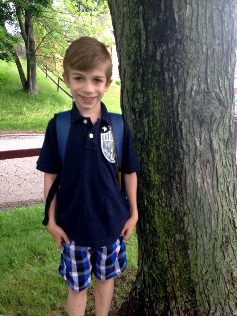 Last Day of First Grade - Finally